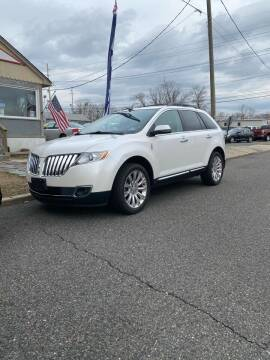 2014 Lincoln MKX for sale at CANDOR INC in Toms River NJ