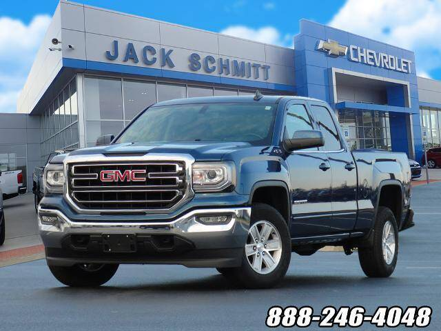 2018 GMC Sierra 1500 for sale at Jack Schmitt Chevrolet Wood River in Wood River IL
