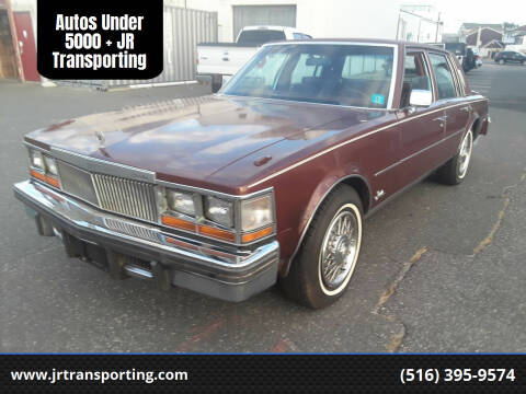 1978 Cadillac Seville for sale at Autos Under 5000 + JR Transporting in Island Park NY