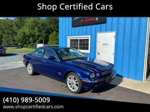 2005 Jaguar XJR for sale at Shop Certified Cars in Easton MD