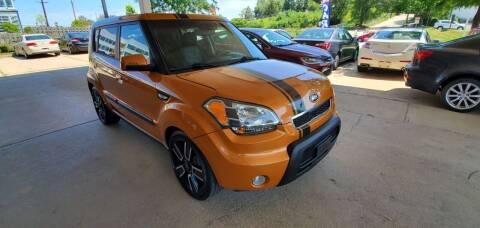 2010 Kia Soul for sale at Divine Auto Sales LLC in Omaha NE