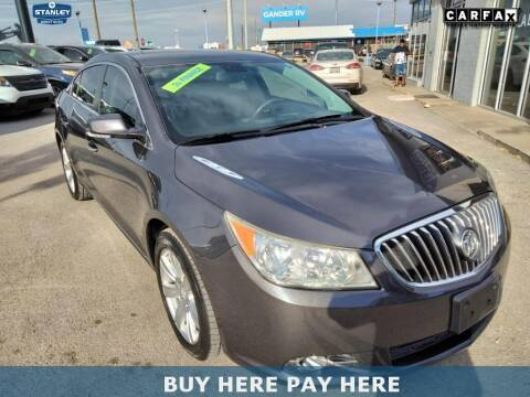 2013 Buick LaCrosse for sale at Stanley Direct Auto in Mesquite TX