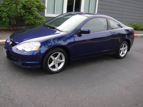 2002 Acura RSX for sale at Western Auto Brokers in Lynnwood WA