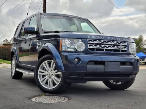 2011 Land Rover LR4 for sale at Gold Coast Motors in Lemon Grove CA