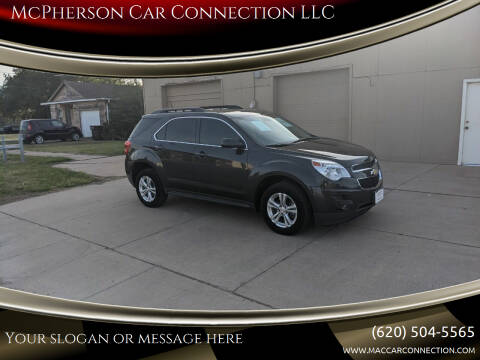 2015 Chevrolet Equinox for sale at McPherson Car Connection LLC in Mcpherson KS