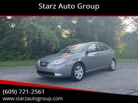 2010 Hyundai Elantra for sale at Starz Auto Group in Delran NJ