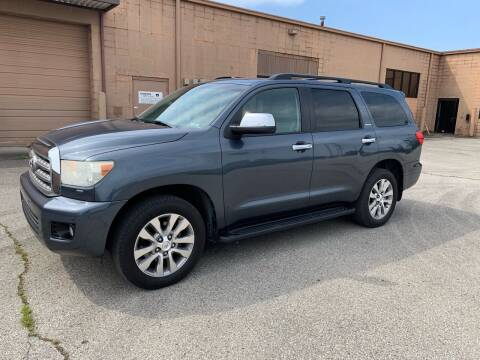 2010 Toyota Sequoia for sale at Certified Auto Exchange in Indianapolis IN