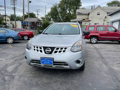 2014 Nissan Rogue Select for sale at Union Motor Cars Inc in Cleveland OH