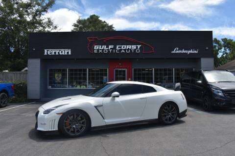 2014 Nissan GT-R for sale at Gulf Coast Exotic Auto in Biloxi MS