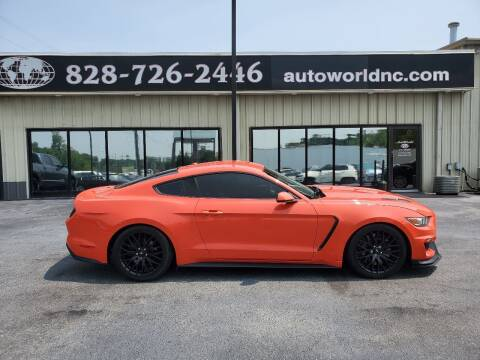 2015 Ford Mustang for sale at AutoWorld of Lenoir in Lenoir NC