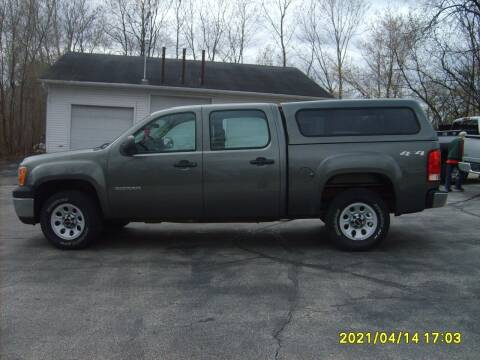 2011 GMC Sierra 1500 for sale at Northport Motors LLC in New London WI