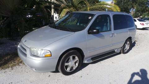 2002 Nissan Quest for sale at Southwest Florida Auto in Fort Myers FL