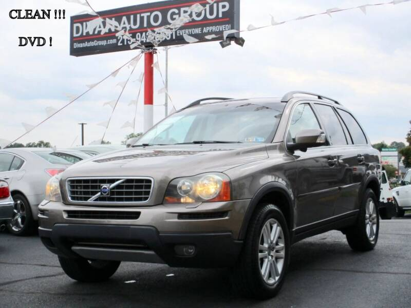 2008 Volvo XC90 for sale at Divan Auto Group in Feasterville PA