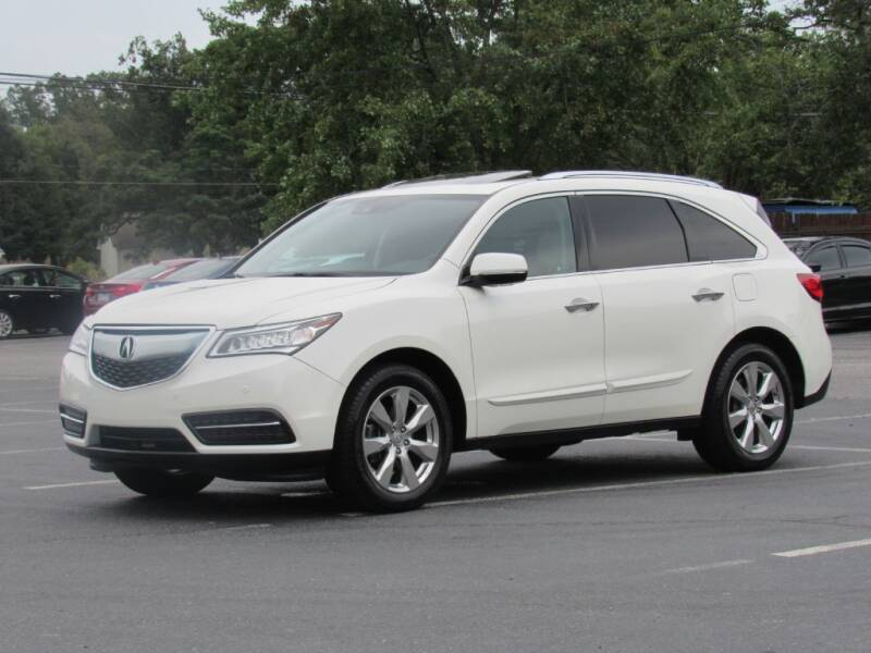 2016 Acura MDX for sale at Access Auto in Kernersville NC