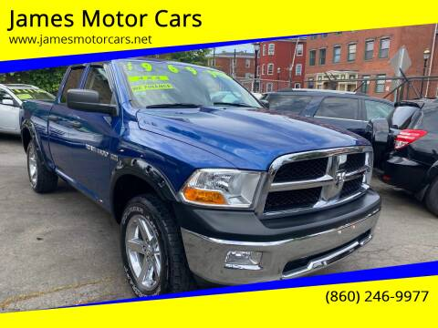 2011 RAM Ram Pickup 1500 for sale at James Motor Cars in Hartford CT