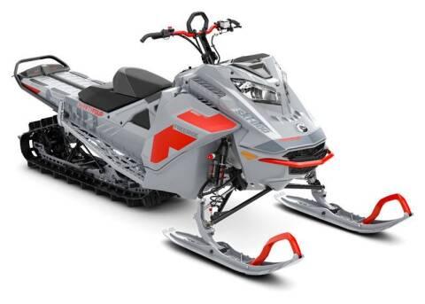 2021 Ski-Doo Freeride 154 850 E-TEC SHOT Po