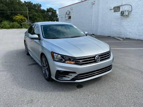 2016 Volkswagen Passat for sale at LUXURY AUTO MALL in Tampa FL
