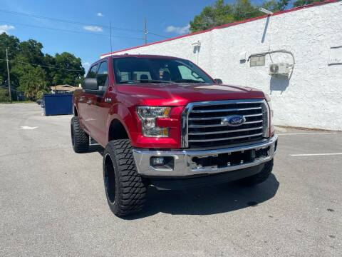 2015 Ford F-150 for sale at Consumer Auto Credit in Tampa FL