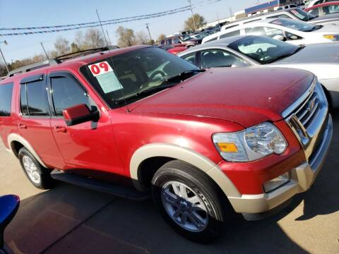 2009 Ford Explorer for sale at Pioneer Auto in Ponca City OK