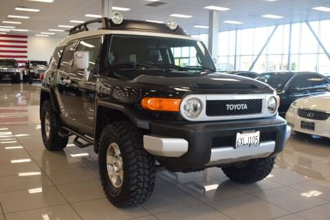 2010 Toyota FJ Cruiser for sale at Legend Auto in Sacramento CA