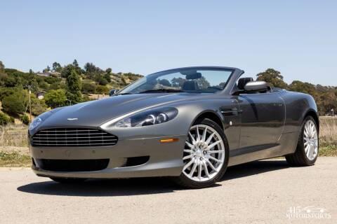 2009 Aston Martin DB9 for sale at 415 Motorsports in San Rafael CA