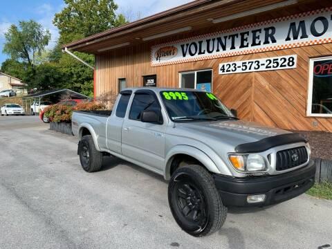 2004 Toyota Tacoma for sale at Kerwin's Volunteer Motors in Bristol TN
