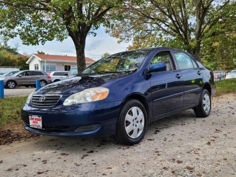 2007 Toyota Corolla for sale at Lake Ridge Auto Sales in Woodbridge VA