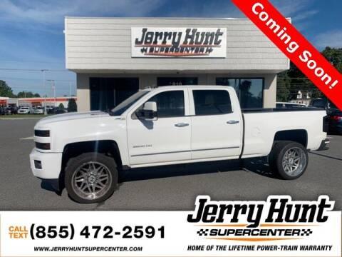 2015 Chevrolet Silverado 2500HD for sale at Jerry Hunt Supercenter in Lexington NC