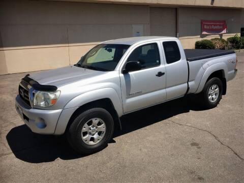 2008 Toyota Tacoma for sale at Sama Auto Sales in Sacramento CA