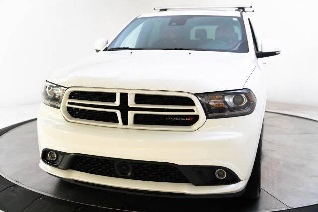 2017 Dodge Durango for sale at AUTOMAXX MAIN in Orem UT