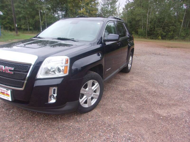 2015 GMC Terrain for sale at Warga Auto and Truck Center in Phillips WI
