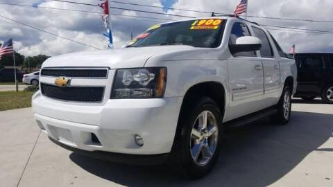 2012 Chevrolet Avalanche for sale at GP Auto Connection Group in Haines City FL