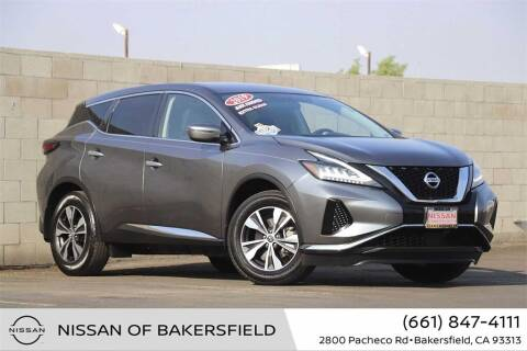 2019 Nissan Murano for sale at Nissan of Bakersfield in Bakersfield CA