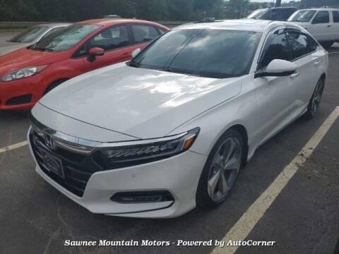 2018 Honda Accord for sale at Michael D Stout in Cumming GA