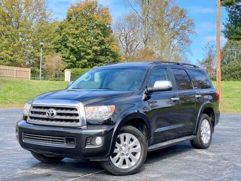 2014 Toyota Sequoia for sale at Sebar Inc. in Greensboro NC