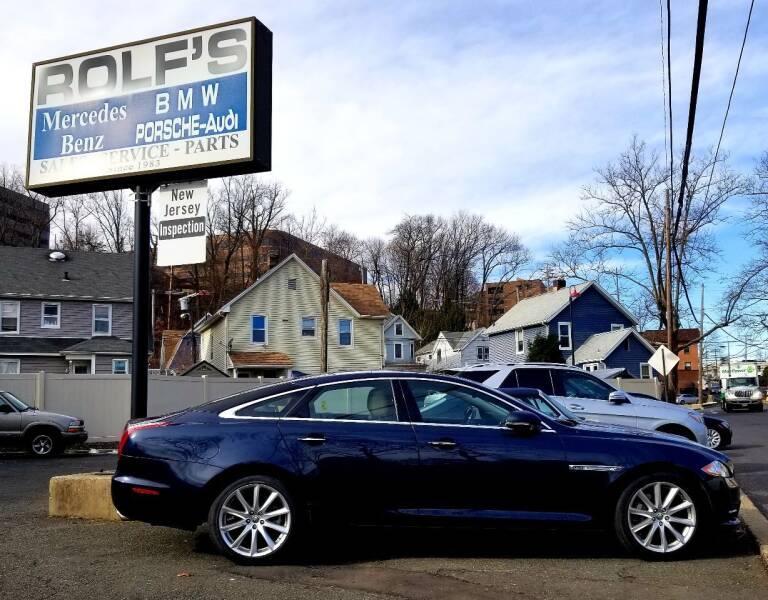2013 Jaguar XJ for sale at Rolfs Auto Sales in Summit NJ