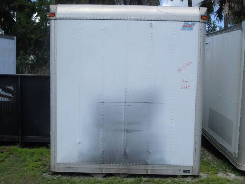 2013 MICKEY DRY 26 FT for sale at DEBARY TRUCK SALES in Sanford FL