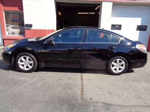 2009 Nissan Altima for sale at Best Choice Auto Sales Inc in New Bedford MA
