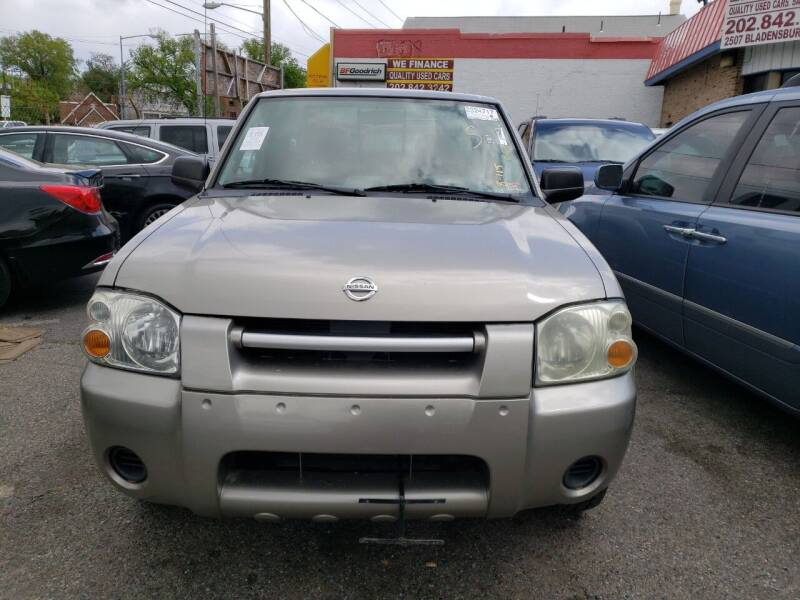 2003 Nissan Frontier for sale at Jimmys Auto INC in Washington DC