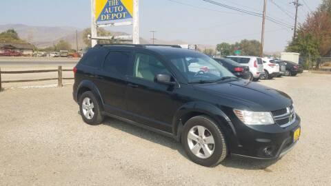 2012 Dodge Journey for sale at Auto Depot in Carson City NV