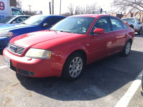 1999 Audi A6 for sale at COLT MOTORS in Saint Louis MO