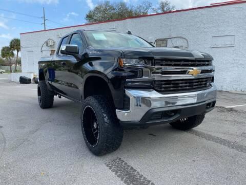 2020 Chevrolet Silverado 1500 for sale at LUXURY AUTO MALL in Tampa FL