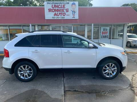 2013 Ford Edge for sale at Uncle Ronnie's Auto LLC in Houma LA