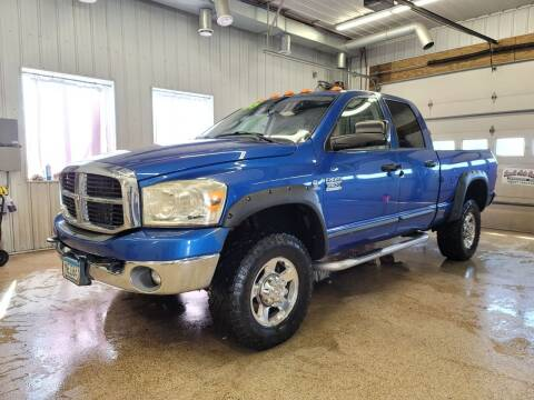 2007 Dodge Ram Pickup 3500 for sale at Sand's Auto Sales in Cambridge MN