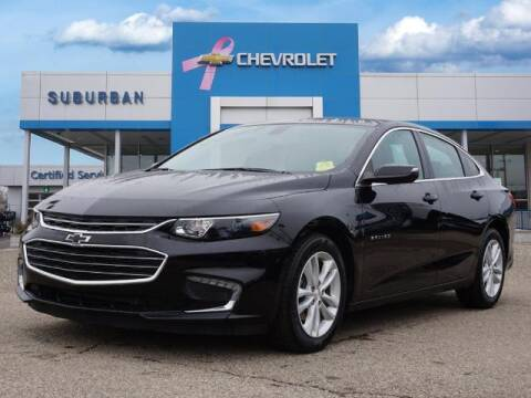2018 Chevrolet Malibu for sale at Suburban Chevrolet of Ann Arbor in Ann Arbor MI