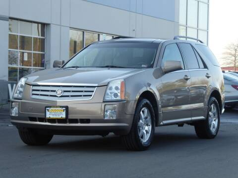 2008 Cadillac SRX for sale at Loudoun Used Cars - LOUDOUN MOTOR CARS in Chantilly VA
