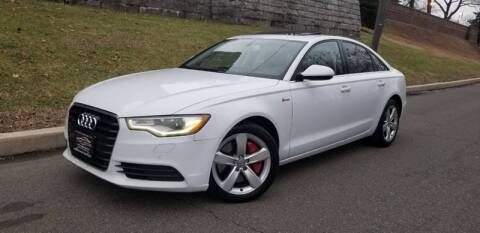 2012 Audi A6 for sale at ENVY MOTORS LLC in Paterson NJ
