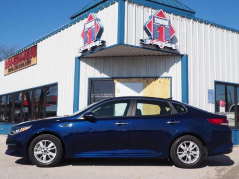 2018 Kia Optima for sale at DRIVE 1 OF KILLEEN in Killeen TX
