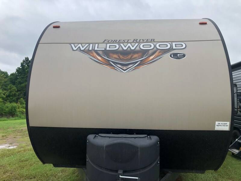 2019 FOR SALE/RENT!!!  Wildwood 26DBLE for sale at S & R RV Sales & Rentals, LLC in Marshall TX