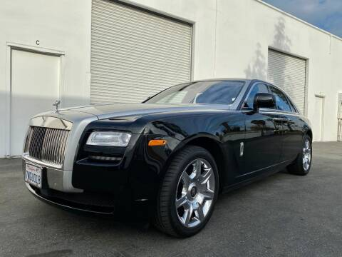 2010 Rolls-Royce Ghost for sale at Corsa Exotics Inc in Montebello CA